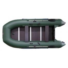 Надувная ПВХ лодка PM 300 ELS+ 9, моторно-гребная, килевая