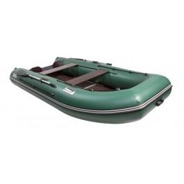 Лодка Пеликан 320ТК River (пайол+надувной киль)