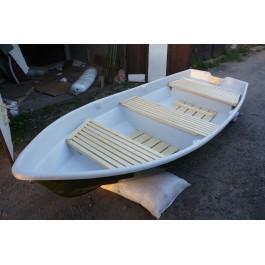 Пластиковая лодка Афалина-380-Б