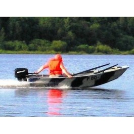 Фанерная лодка Афалина-325