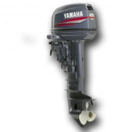 Двухтактный лодочный мотор Yamaha 15FMHL