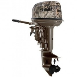 Двухтактный лодочный мотор Yamaha 30HMHL