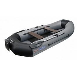 Надувная ПВХ лодка PM 300T, гребная под навесной транец