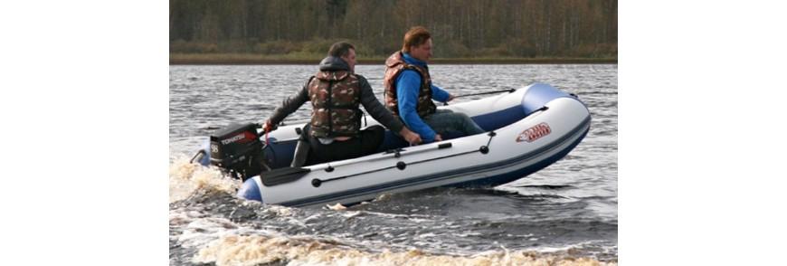 Надувные лодки АНГЛЕР