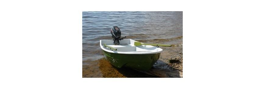 Пластиковые лодки Афалина